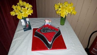 Foden - Birthday Cake - 18th Birthday - Happy Sounds Mobile Disco