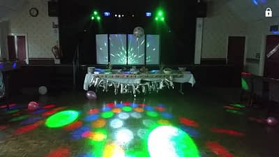 Penny's supprise 63rd Birthday - Commrades Club, Ellsemere. - Happy Sounds Mobile Disco