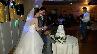 Cake Cutting - Wedding - Happy Sounds Mobile Disco