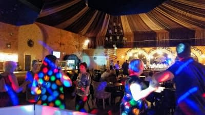 Christmas Party - Carriages - Happy Sounds Mobile Disco