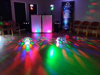 HSMD - Children's Disco - Party Prices