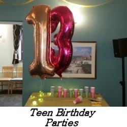 Teen Parties - Happy Sounds Mobile Disco