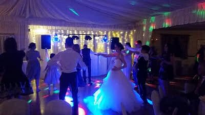 Wedding - Albright Hussey Mannor - Happy Sounds Mobile Disco