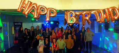 21st Birthday Party - Happy Sounds Mobile Disco