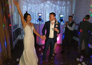 Sweeney Hall - Wedding - Happy Sounds Mobile Disco