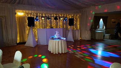 Wedding Cake - Albright Hussey - Happy Sounds Mobile Disco