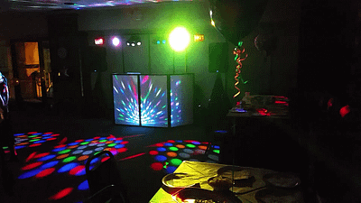 13th Birthday Teen Party - The Civic Centre Whitchirch - Happy Sounds Mobile Disco