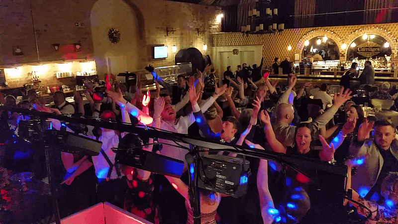 Party Dances - Carriages - Happy Sounds Mobile Disco