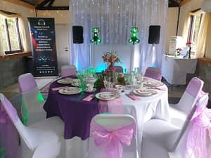Happy Sounds Mobile DIsco - Autumn Wedding Fayre 2020