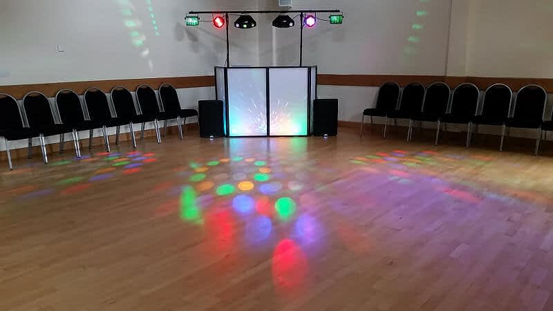 Welshpool Church of wales School Disco - Happy Sounds Mobile Disco