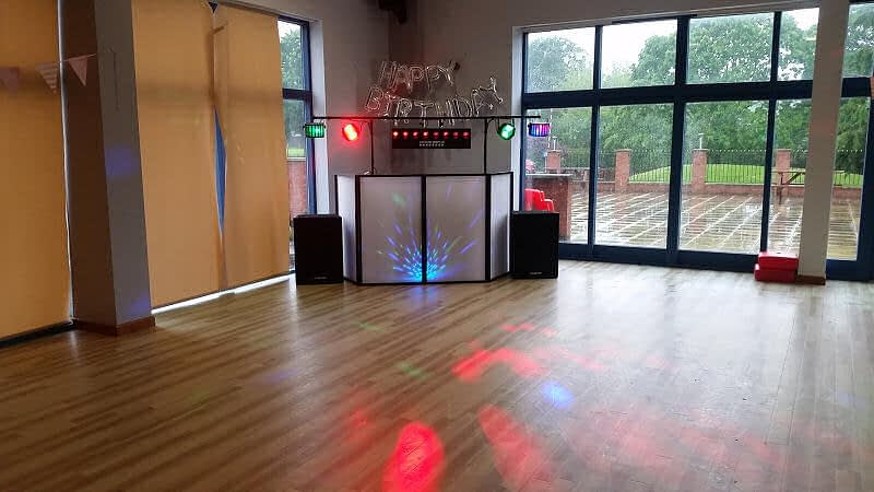 Sweet 16th Birthday Disco - The Venue Oswestry - Happy Sounds Mobile Disco