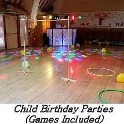 Child Disco Parties with Games - Happy Sounds Mobile Disco