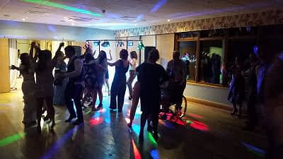 Wedding - Lake Vrynwy - Happy Sounds Mobile Disco