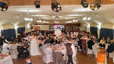 Wedding Reception - Comrades Ellesmere - DJ - Happy Sounds Mobile Disco