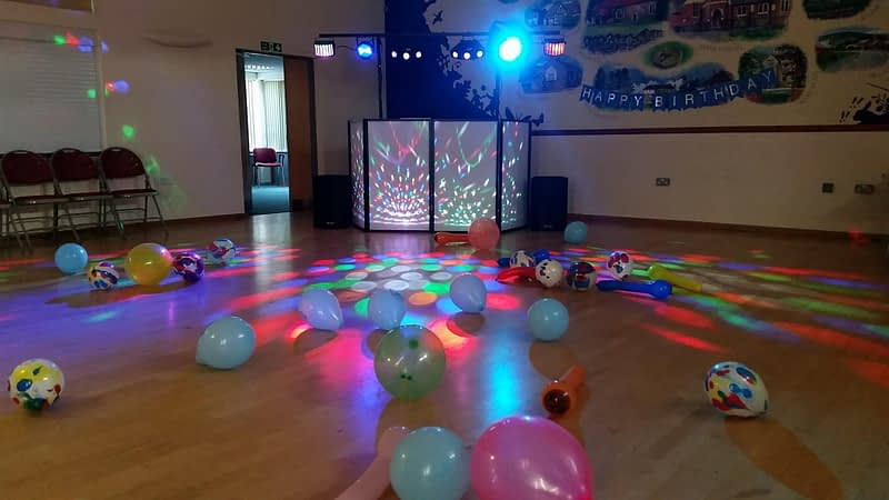 Child Parties with Games - Happy Sounds Mobile Disco