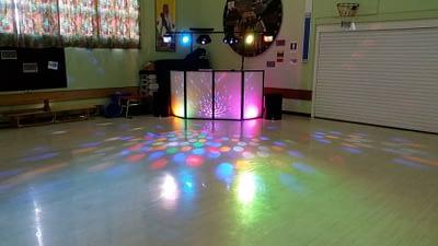 Happy Sounds Mobile Disco - Child Party Bryn Offa School