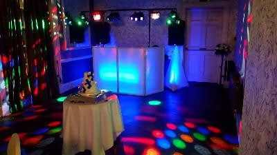 Wedding Reception - Sweeney Country House Hotel - Oswestry - Happy Sounds Mobile Disco