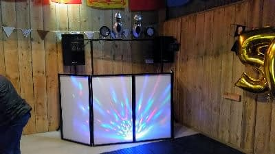 Music Equipment Hire - Gweanogg B and B - Happy Sounds Mobile Disco