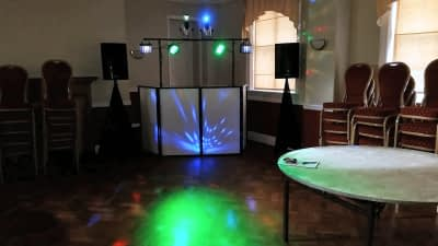 PA Hire - The Hand Hotel Llangollen Happy Sounds Mobile Disco