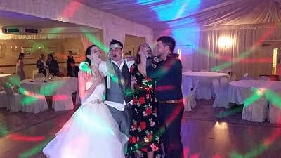 Bride and Groom - Happy Sounds Mobile Disco