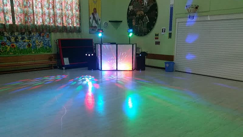 Bryn Offa School Disco - Pant Oswestry - Happy Sounds Mobile Disco