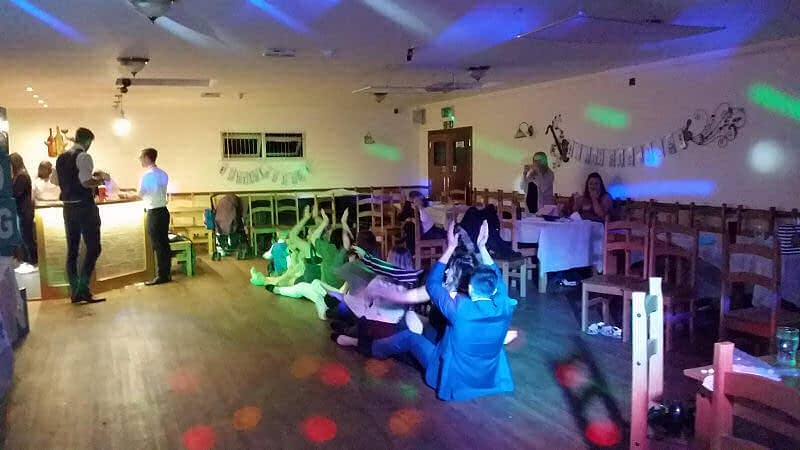 Christening Party - Monty Club - Happy Sounds Mobile Disco