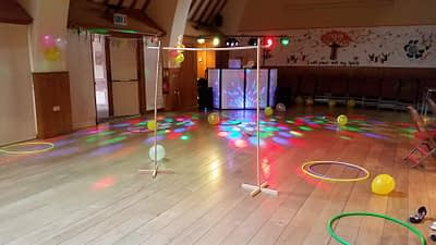 10th Birthday Party (Complete with Limbo)- Trinity Church Centre, Shrewsbury. - Happy Sounds Mobile Disco