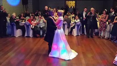 Happy Sounds Mobile Disco - Wedding at Gregynog Hall