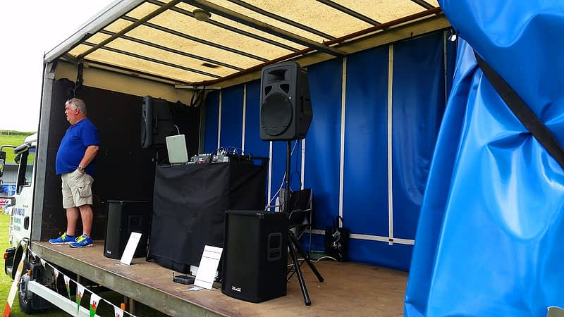 Public Address - PA Hire - Happy Sounds Mobile Disco