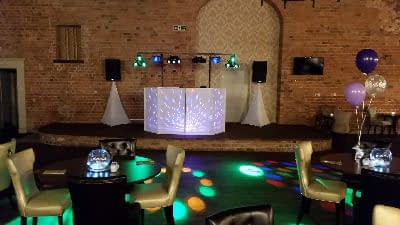 Carriages - Motown Night - DJ - Happy Sounds Mobile Disco