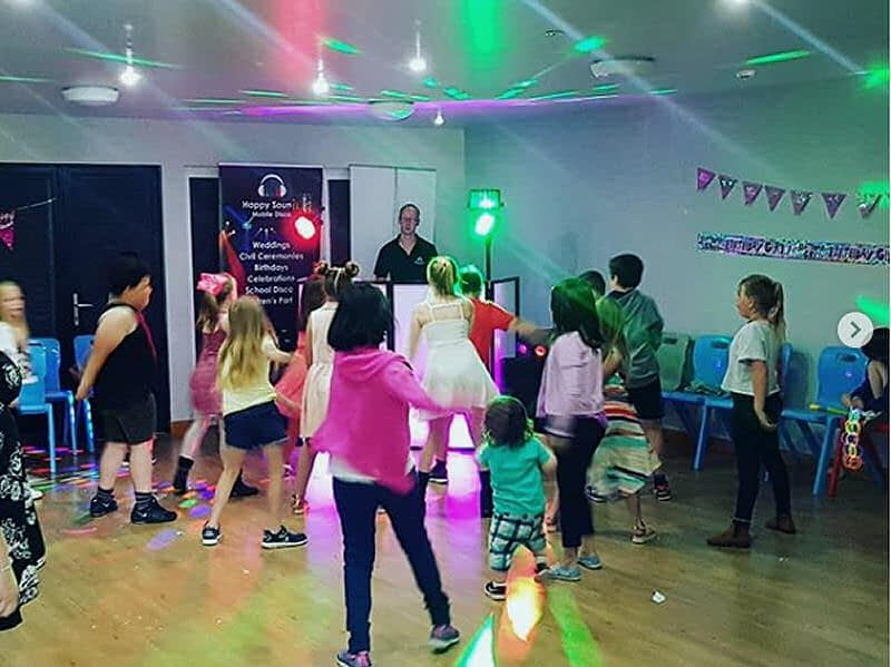 6th Birthday Party - The Spring Lamb Oswestry - Happy Sounds Mobile Disco