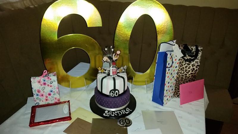 60th Birthday Disco - Monty Club - Happy Sounds Mobile Disco